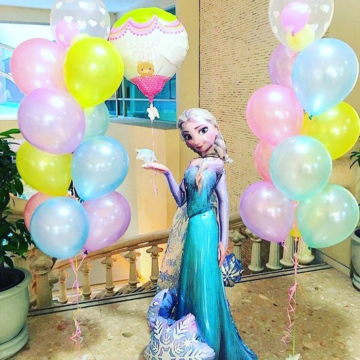 Принцесса-воздушный шар
