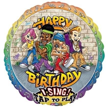 Поздравление от рэперов с днем рождения