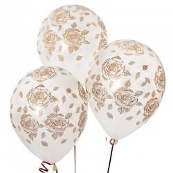 Воздушный шар «Элегантные розы»