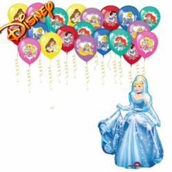 Букет из шаров «Великолепный подарок Принцессе»