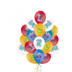 «Университет Монстров» разноцветные шарики