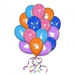 Воздушные шары на Рождения Малыша