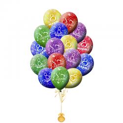 Воздушных шары на 8-Восьмое марта