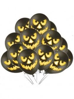 Воздушные шары Вечеринка Хэллоуин