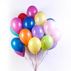 Воздушные шары Пастель