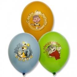 Воздушные шары «Простоквашино»