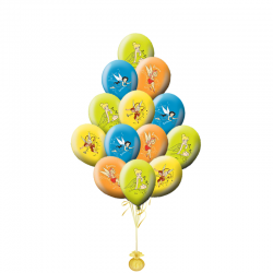 Воздушные шарики Фея Динь-Динь