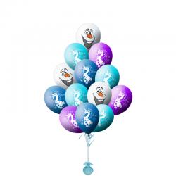 «Олаф»  воздушные шары с гелием
