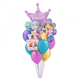 Композиция на день рождения  «Корона Принцессы»