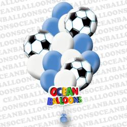 Набор воздушных шариков «ФК Динамо»