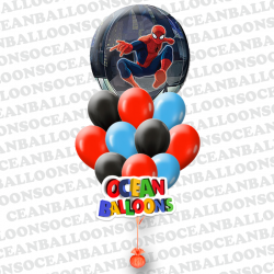 Набор воздушных шаров «Человек-Паук»