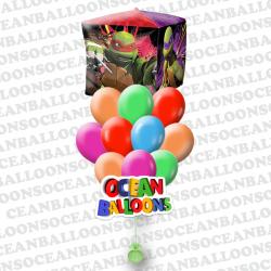 Набор воздушных шаров «Черепашки-Ниндзя»