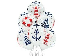 Воздушные шарики Морская
