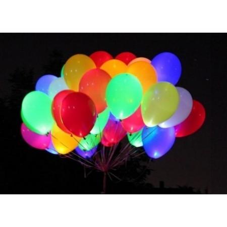 Букет «Светящийся шар» 30 штук.