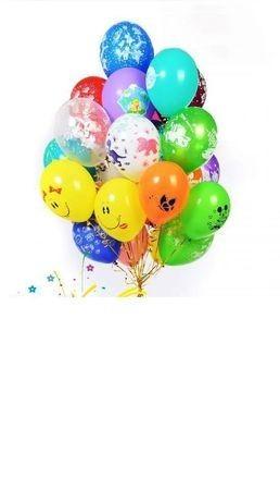 Букет из 22 воздушных шаров
