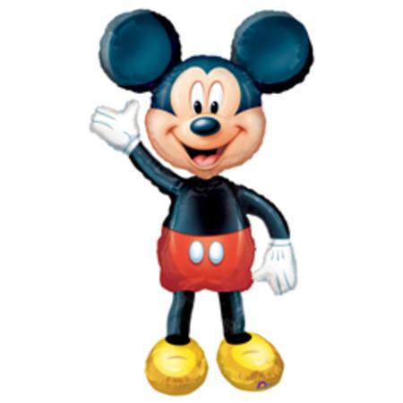 Воздушный шарик Микки Маус