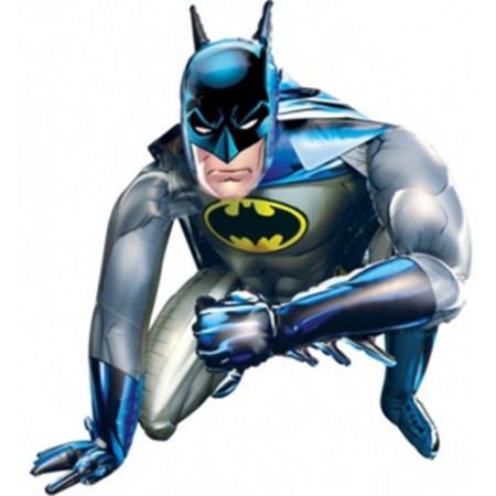 Ходячая фигура Бэтмен - ходячий шар в виде фигуры Бэтмена