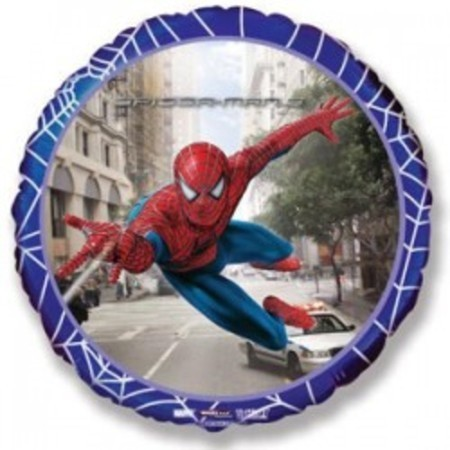 Шар из фольги «Человек-паук в кольце»