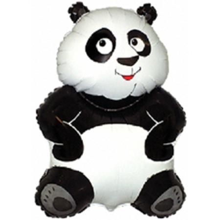Фольгированный шар Малыш-Панда