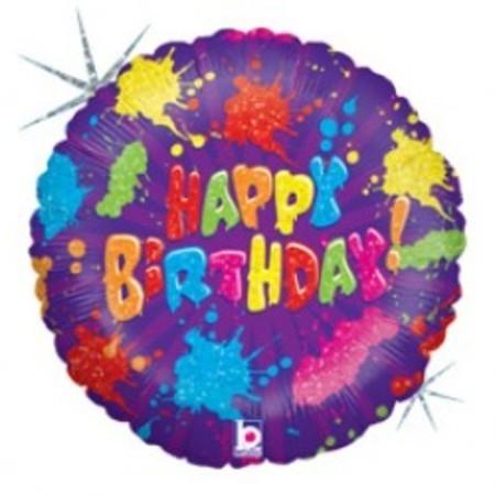 Большой шар С Днем Рождения!