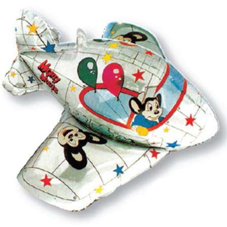 Фольгированный шарик Самолет