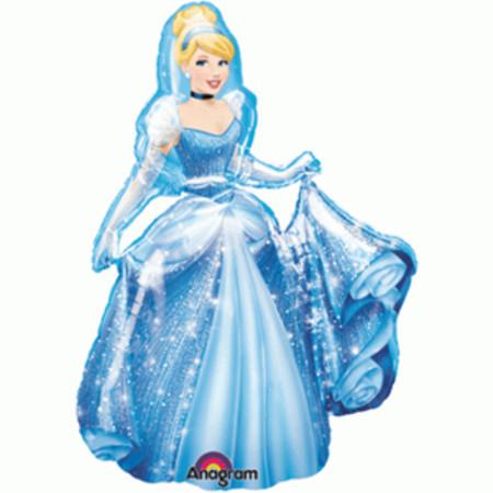 Ходячая фигура Принцесса из мультфильма Диснея
