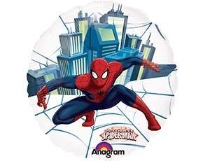Большой шар Человек паук 66 см.