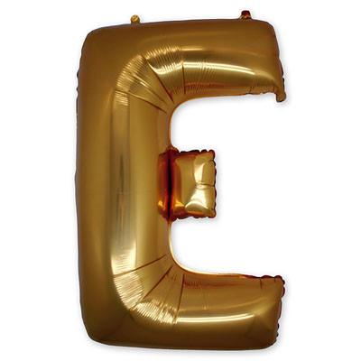 Фольгированный шар «Буква Е»