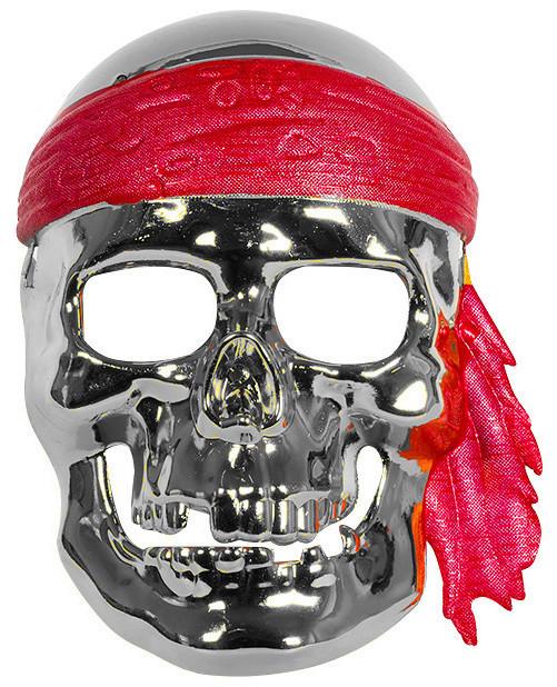 Маска Пиратский череп