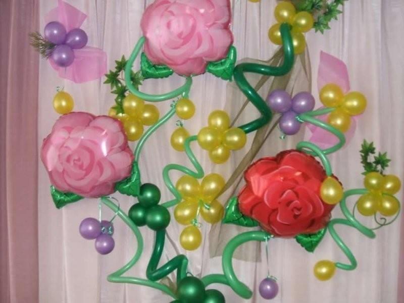 Цветы в Международный женский день