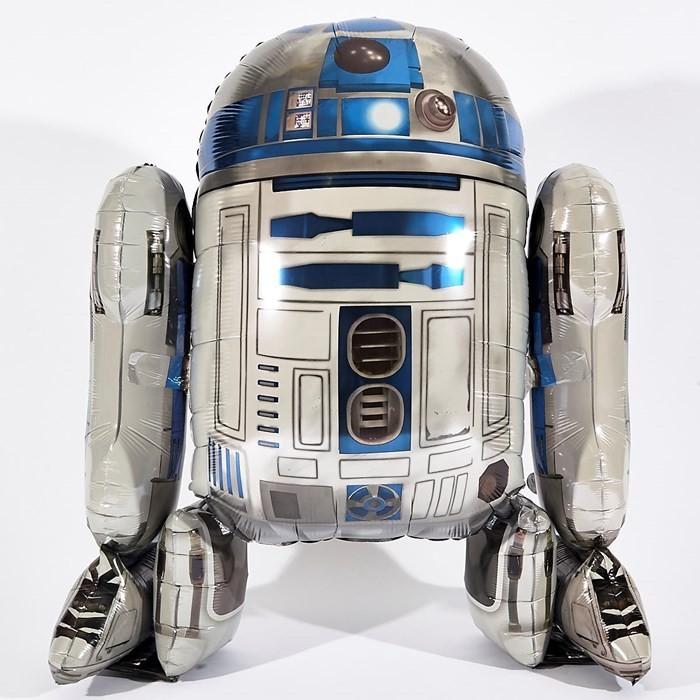 Ходячий шар Звездные войны R2D2