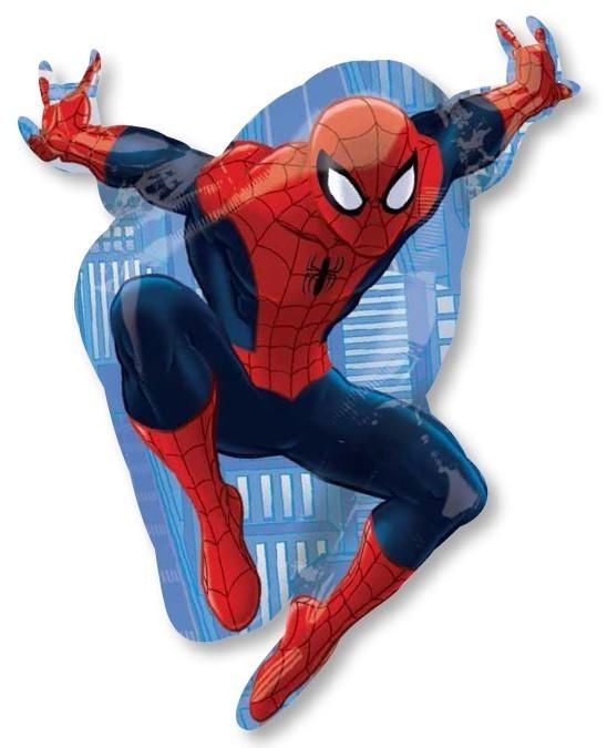 Фольгированный шар «Человек-Паук»