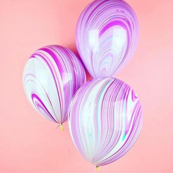 Гелиевые  шары Агат