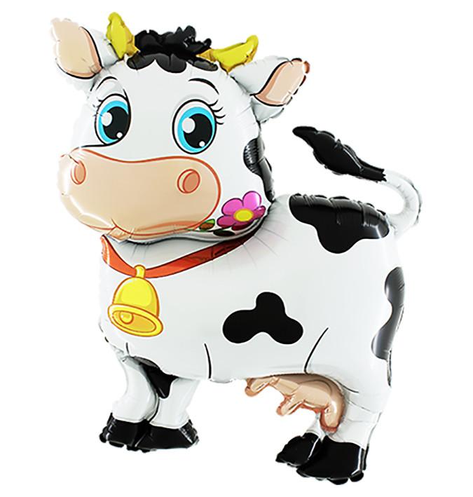 Шар Фигура, Корова.