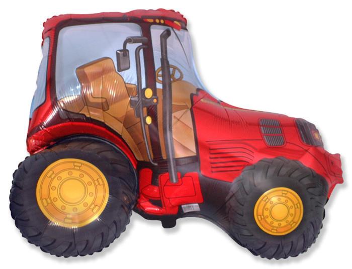 Шар Фигура, фермерский трактор.