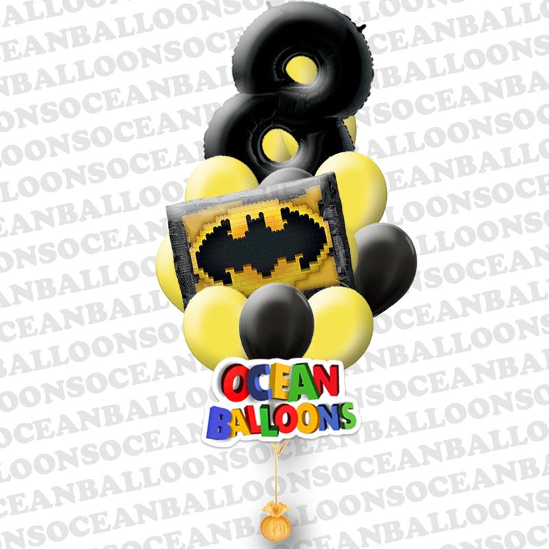 Поздравление с днем рождения от Лего Бэтмана