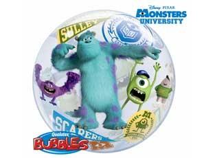 BUBBLE  Disney Университет монстров