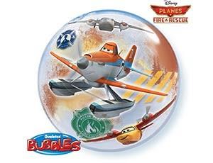 BUBBLE Disney Самолеты Огонь Вода