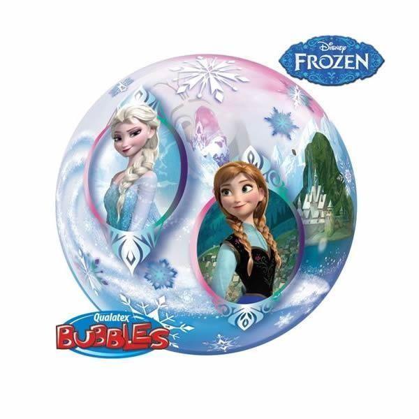 BUBBLE  Disney Холодное сердце
