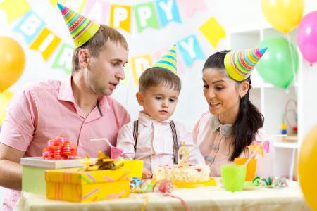 Оформление дня рождения мальчика