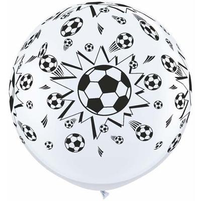 Шар большой  Мяч футбольный