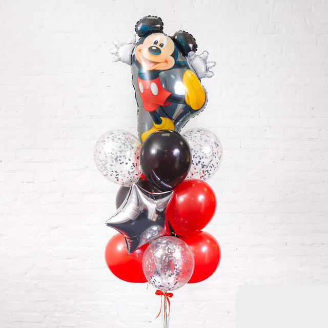 Готовое поздравление от Микки на день рождения