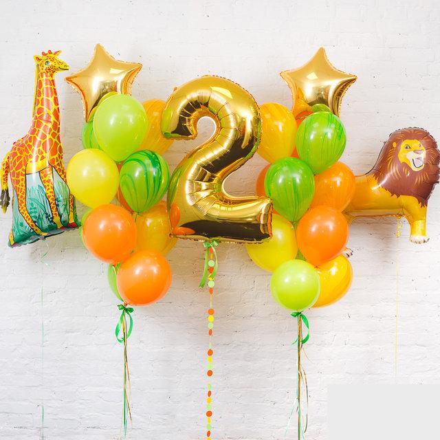 Звериное поздравление на День Рождения