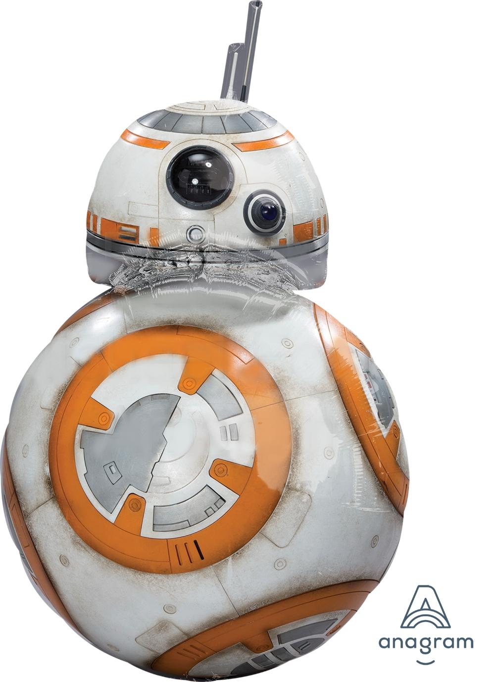 Шарик Звездные Войны Дроид BB-8