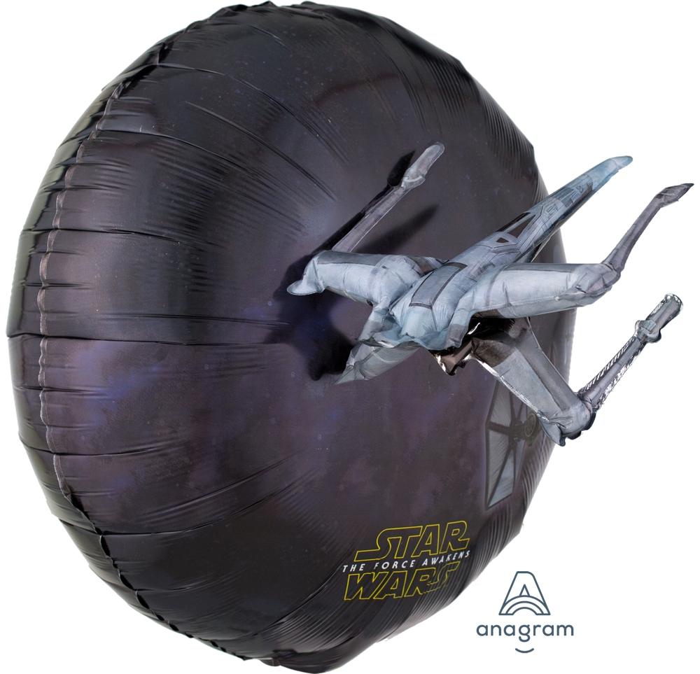 Шарик Звездные войны 7 Fighter