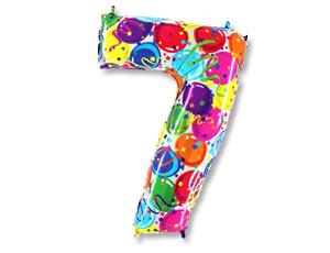 Цифра 7 грабо
