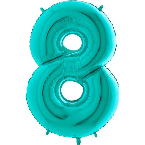 Цифра 8 тиффани
