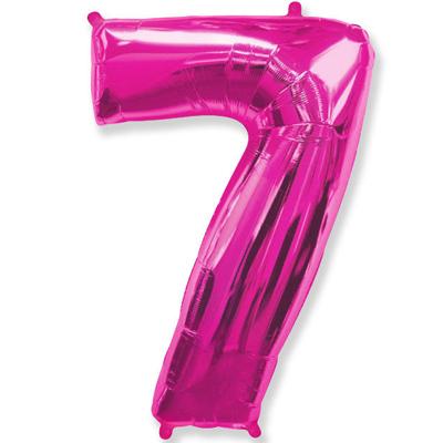 Цифра 7 фуше