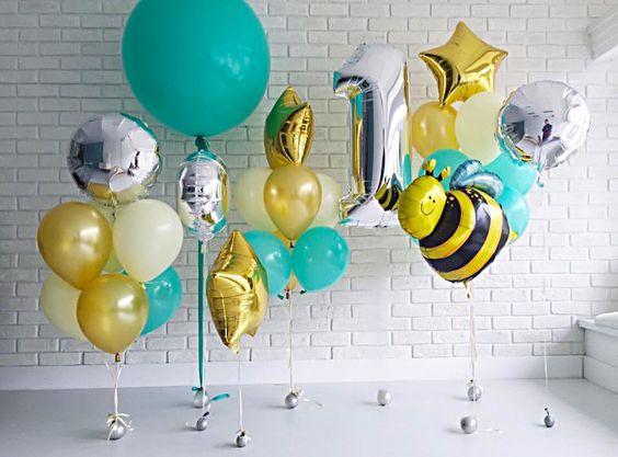 Готовое решение «Пчела на поляне»