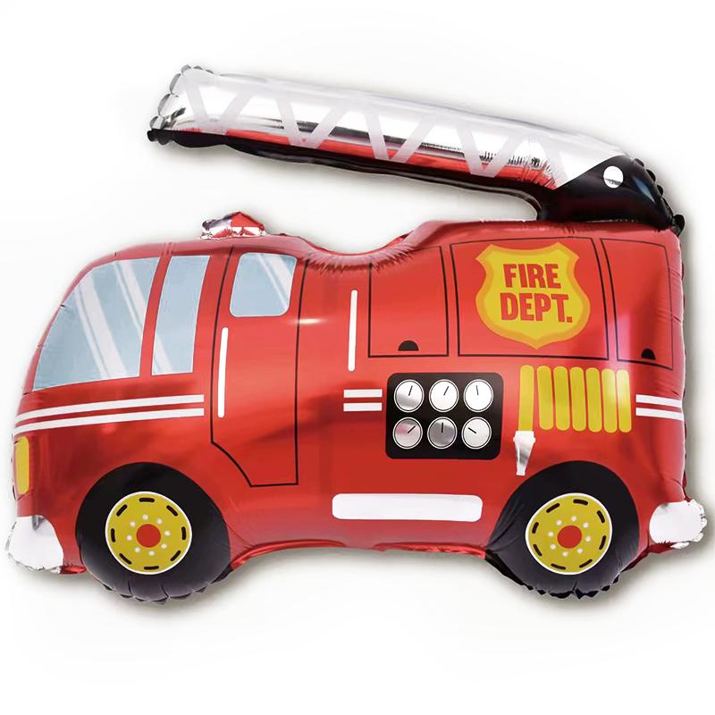 Фигура, Пожарная машина